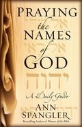 Praying the Names of Jesus eBook