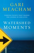 Watershed Moments eBook