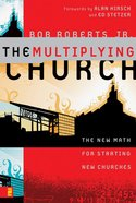 The Multiplying Church eBook