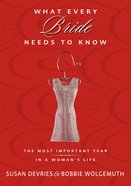 What Every Bride Needs to Know eBook