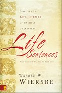 Life Sentences eBook