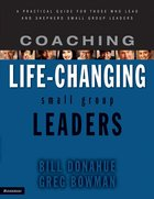 Coaching Life Changing Small Group Leaders eBook