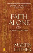 Faith Alone: A Daily Devotional eBook