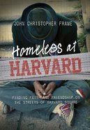 Homeless At Harvard eBook