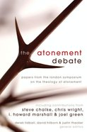 The Atonement Debate eBook