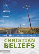 Christian Beliefs eBook