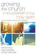 Growing the Church in the Power of the Holy Spirit eBook