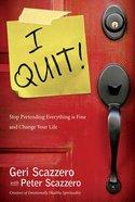 I Quit! eAudio