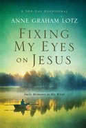 Fixing My Eyes on Jesus eBook