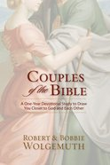 Couples of the Bible eBook