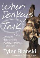 When Donkeys Talk eBook