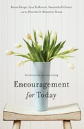 Encouragement For Today eBook