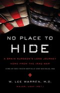 No Place to Hide eBook