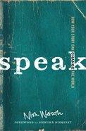 Speak eBook