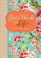 God's Words of Life For Women eBook