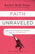 Faith Unraveled eBook