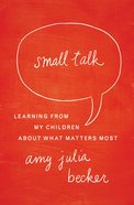 Small Talk eBook