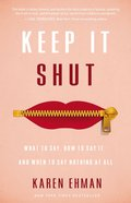 Keep It Shut eBook