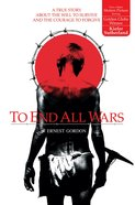 To End All Wars eBook