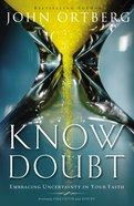 Know Doubt (101 Questions About The Bible Kingstone Comics Series) eBook