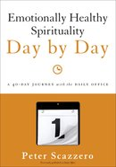 Emotionally Healthy Spirituality Day By Day eBook