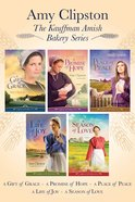 The Kauffman Amish Bakery Collection (#01 in Kauffman Amish Bakery Series) eBook