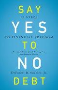 Say Yes to No Debt eBook
