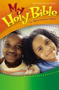 NIV My Holy Bible For African-American Children