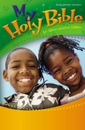 KJV My Holy Bible For African-American Children eBook