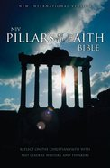 NIV Pillars of the Faith Bible Caramel Duo-Tone eBook