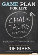 Game Plan For Life Chalk Talks eBook