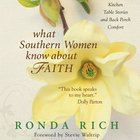 What Southern Women Know About Faith eAudio