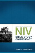 NIV Bible Study Commentary eBook