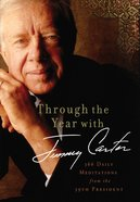 Through the Year With Jimmy Carter eBook