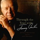 Through the Year With Jimmy Carter eAudio