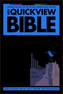 NIV Quickview Bible eBook