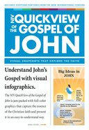 NIV Quickview of the Gospel of John eBook