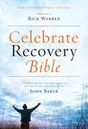 NIV Celebrate Recovery Bible eBook