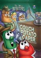 The Couch Potato Caper (#04 in Veggie Tales: The Mess Detectives (Veggietales) Series) eBook