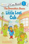 Little Lost Cub (I Can Read!1/berenstain Bears Series) eBook