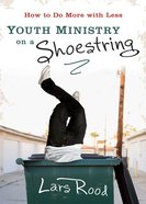 Youth Ministry on a Shoestring eBook