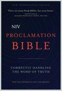 Niv, Proclamation Bible, Ebook