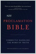 NIV, Proclamation Bible, Ebook eBook