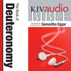 KJV, Audio Bible: The Book of Deuteronomy, Audio Download eAudio