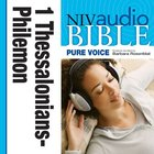 NIV, Audio Bible, Pure Voice: 1 and 2 Thessalonians; 1 and 2 Timothy; Titus, and Philemon, Audio eAudio