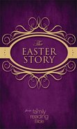 The NIV Easter Story From the Family Reading Bible (1984) eBook