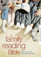 The NIV Famiy Reading Bible eBook