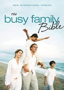 NIV Busy Family Bible Camel/Turquoise Duo-Tone eBook