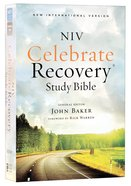 NIV, Celebrate Recovery Study Bible, Ebook eBook