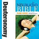 NIV, Audio Bible, Pure Voice: Deuteronomy, Audio eAudio